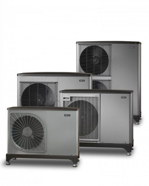 αντλίες θερμότητας αέρα/νερού F2040 NIBE