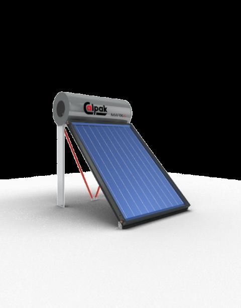 Ηλιακός θερμοσίφωνας Mark4 160/2.1