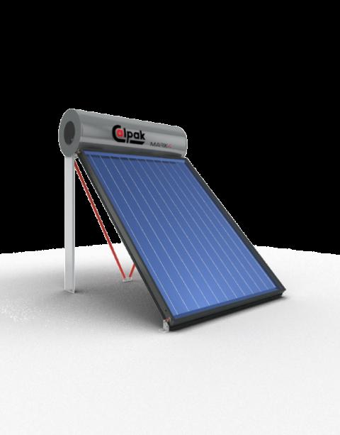 Ηλιακός Θερμοσίφωνος Mark4 200/3.0