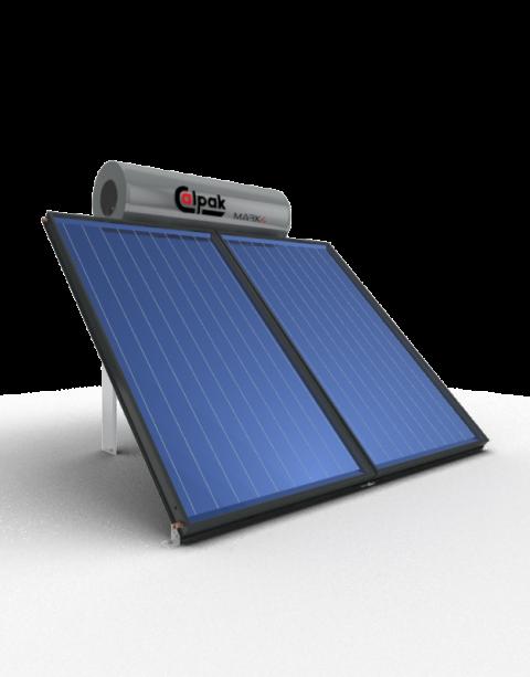 Ηλιακός θερμοσίφωνας Mark4 200/4.2