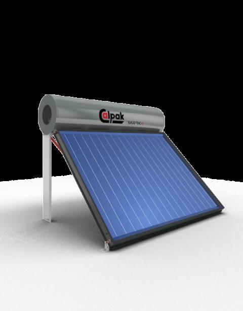 Ηλιακός θερμοσίφωνας Mark4 300/3.0